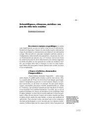 Scientifiques, citoyens, médias - Écologie & Politique