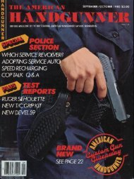 Sept/Oct 1980 - American Handgunner