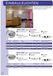 Halogen Leuchten - mobilux GmbH
