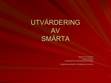 Kontroll Coping Acceptans - Vgregion.se