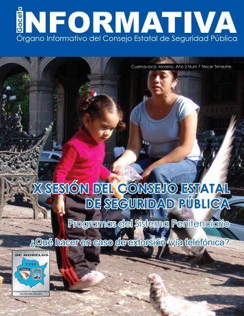 Número 7 - Gobierno del Estado de Morelos