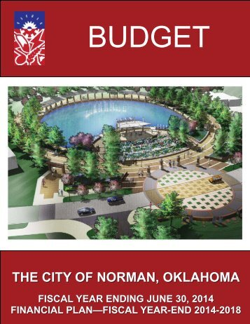 FYE 14 Budget prelim - City of Norman