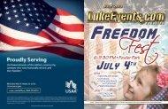 6-9:30 PM • Fowler Park - Luke Events