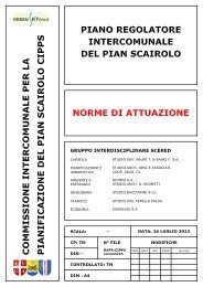 Norme di attuazione NAPR - Pian Scairolo