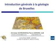 cartes géologiques. - sbgimr
