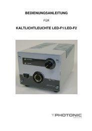 633-18-001 b Manual Photonic VORLAGE DE EN
