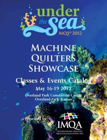 Machine Quilters Showcase - MQS