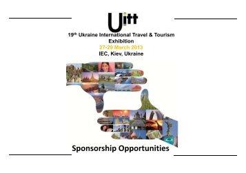 Download UITT13 partners & sponsors presentation