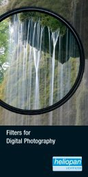 Filters for Digital Photography - Teamwork