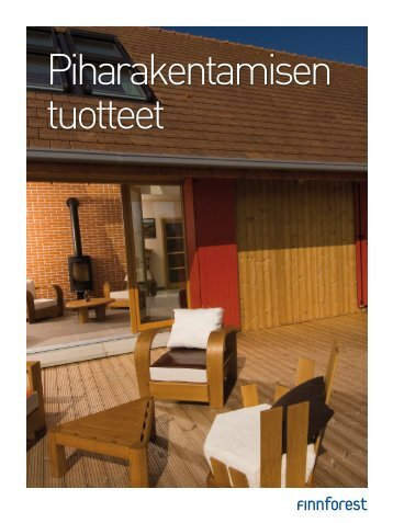 Piharakentamisen tuotteet - Taloon.com