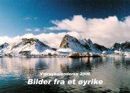 Værøykalender 2006 - værøya.no
