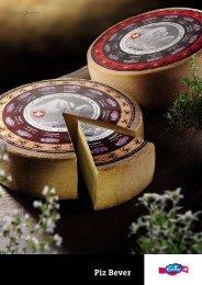 Piz Bever - Switzerland Cheese