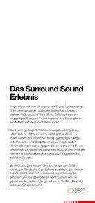 Gönnen Sie sich ein Surround Sound Erlebnis - GN ReSound - Seite 3
