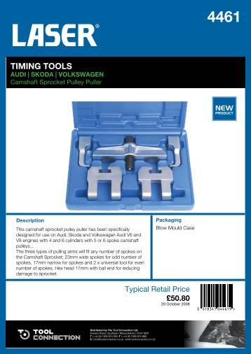 4461_Product_Information - Laser Tools