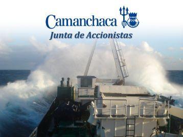 US$ millones - Camanchaca