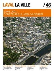 nne 08-09 / Le dossier 10-13 / Les projets 14-15 / La vie ... - Laval