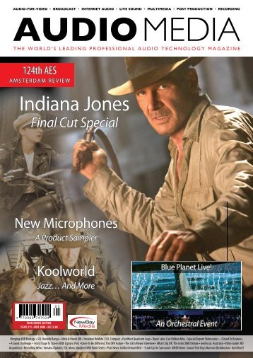 Indiana Jones - Audio Media