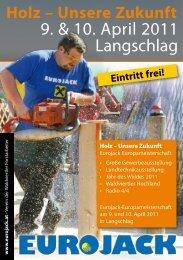 Eurojack Broschüre (10,43 MB) - .PDF - Langschlag