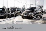 Letölthető prospektus - Mercedes-Benz Magyarország