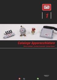 Catalogo app - Brc