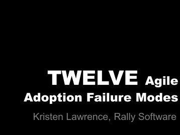 Rally Software Presentation - AccuRev