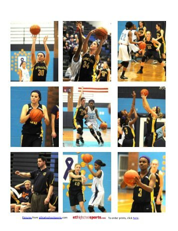 01/20/2012 - Lady Panthers vs Belleville East Pictures