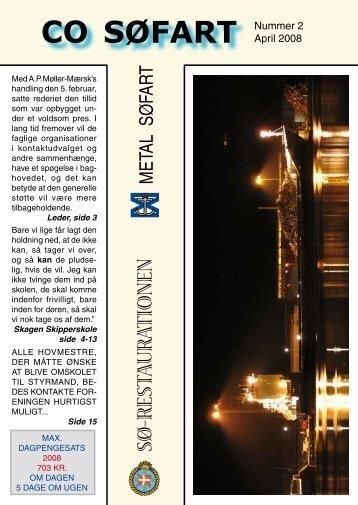 Fagblad 2-2008 - CO-SEA