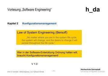 3-Wege-Merge - beim Fachbereich Informatik - Hochschule Darmstadt