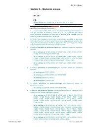 Section 8. - Médecine interne.