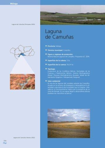 Laguna de Camuñas