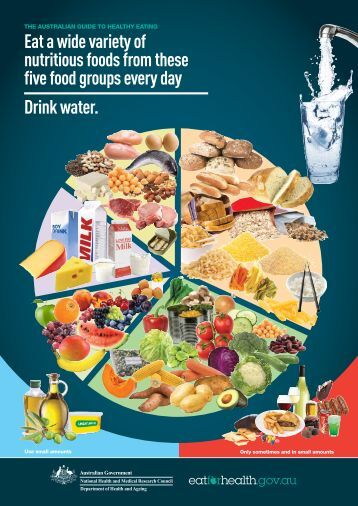 Draft Australian Guide to Healthy Eating - Eat For Health