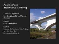 Auszeichnungen zum Preis des Deutschen Stahlbaus 2010