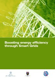 Boosting energy efficiency through Smart Grids - ITU