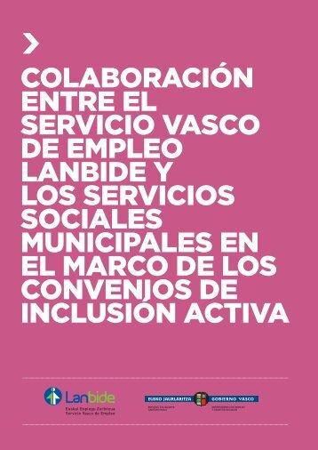 A4 COLABORACION LANBIDE castellano.indd - Irekia