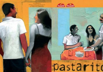 Brochure PastaritO - CIR Food
