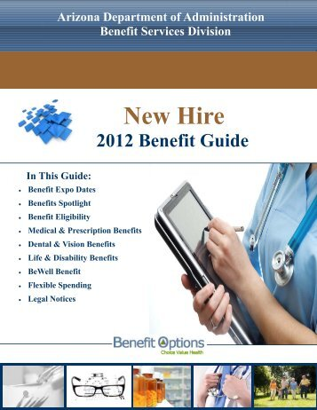 2012 OE New Hire Guide 111411 - Arizona Human Resources