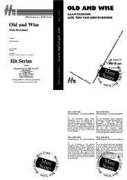NIE - Molenaar Edition