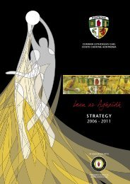 Antrim County Board Strategic Plan, 2006-2011 - Croke Park