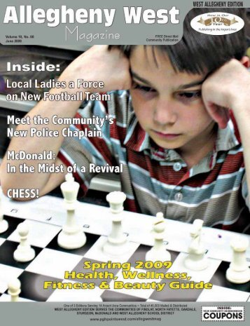 June 2009 - Allegheny West Magazine