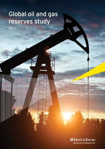 Global oil and gas reserves study