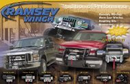 to view other Ramsey products - AgWeb