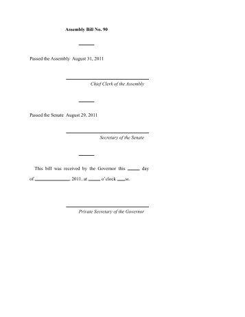 Bill - Official California Legislative Information - State of California