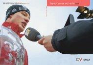 Rapport annual 2009 (pdf) - Radiotelevisiun Svizra Rumantscha