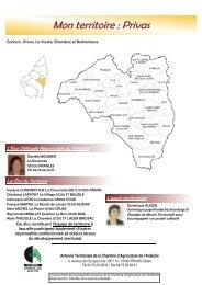 fiche bilan territoire Privas.pub - Chambres d'Agriculture de Rhône ...