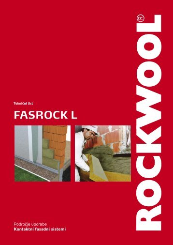 Rockwool - Fasrock L - Ravago