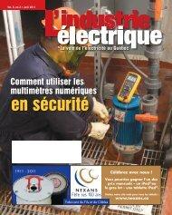en sécurité - Electrical Business Magazine
