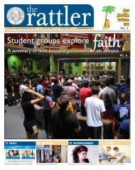 The Rattler October 5, 2011 v. 99 #3 - St. Mary's University