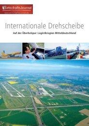 Logistikregion Mitteldeutschland - Stadt Leipzig