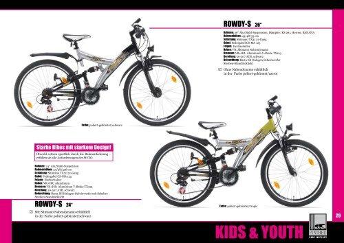 Easy Biker! - Zweirad Schwarz