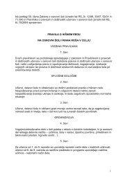1 Na podlagi 59. člena Zakona o osnovni šoli (Uradni list RS, št. 12 ...